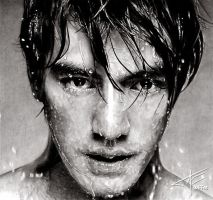 drip +Takeshi Kaneshiro+ by coffee-lin