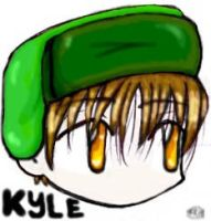 It's Kyle by nekobecki