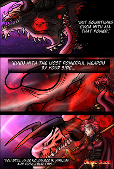 Beast of Blood Chapter III: The Lunar Cry pg. 31 by MamaJest