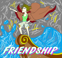 All Aboard the Friendship by Aki-Masamune