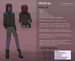 AATR-NC OCT - Albatray by lirodon