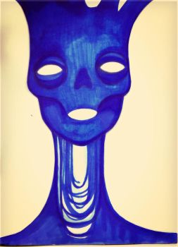 Blueface by hystericalpears