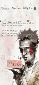 FIGHT CLUB by angelgaby