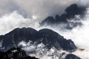 Huang Shan Mountain-51 by SAMLIM