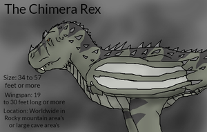 The Chimera Rex by TheSpiderAdventurer