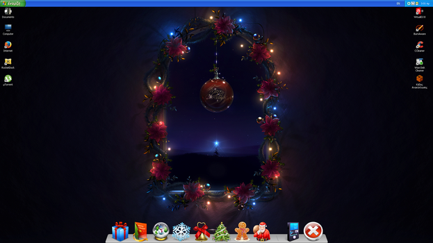Desktop December 2015 by DjLuigi