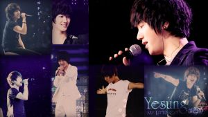 Yesung Wallpaper by Cristal1994