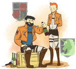 Attack On Tintin by Heavy-Weight