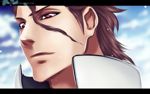 Aizen-Paitning by iGeerr