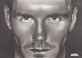 David Beckham New by jonsink