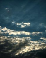 A Powerful Sky by purplekyloe