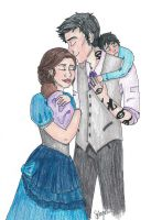 Family (color version) by SKPartist
