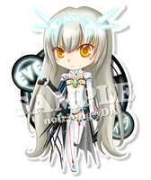 [Elsword] Eve Battle Seraph SD.ver by noirjung