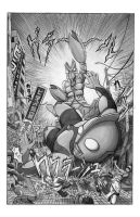 Get Up Ultraman by polive