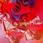 paper rose - origami flower by StreuneKatze