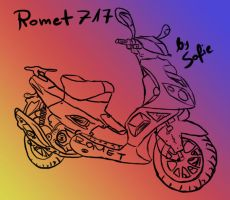 ROMET 717 by SofieAngel