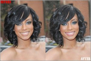 Keri Hilson Before And After by asmith9O