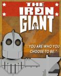 Iron Giant by TheGraphicTitan