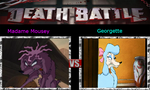 Madame Mousey vs Georgette by Nukarulesthehouse1
