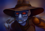 Cad Bane. by RighteousClaim