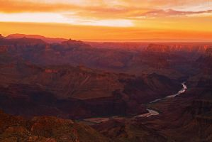 Heat wave by PeterJCoskun