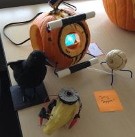 Wheatley Pumpkin by Athey