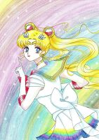 Sailor moon S by IslaAntonello