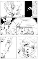 TMW Chapter 18 page 21 lineart by Lance-Danger
