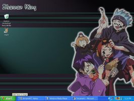 Shaman King Desktop by tamashii-chan