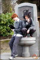 Death Note at Hogwarts? by 2-of-a-kind