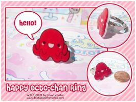 Octo-chan Ring by MoogleGurl