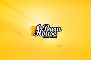 The Brew House logo design by eLdIn94