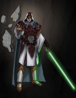 Jedi Guardian by Jason-Troxell
