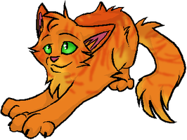 Firestar by snowiibunnii