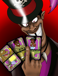 Dr. Facilier's Gambit by ProfessorMegaman