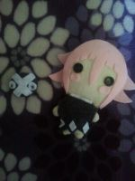 Crona Plush - With Ragnarok by DevanTheNoob
