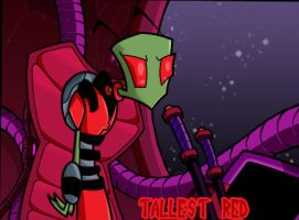 Tallest Red by ShadowIceman