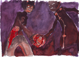 Karkat: Be in cahoots with... by Zalein