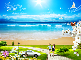 Summer of LOVE by PoohTham2905