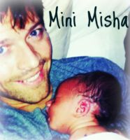 Mini Misha by Blissful-DeathTrap