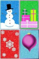 Christmas Collage by Qutey