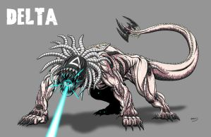 Kaiju Commission - Delta by Bracey100