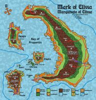 Map of Elissa by TeamGirl-Differel