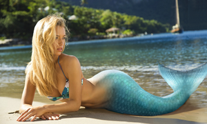 Mermaid Hannah by SeaFairy-Fantasies