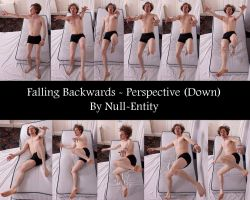 Falling Backwards - Perspective (Down) by Null-Entity