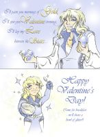 Jareth's Valentine by hybridflowers