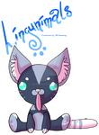 Lingunimal #2 - Timothy the Kitten by JB-Pawstep