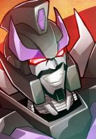 Shattered Glass Rodimus by RID-NightViper
