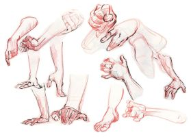 Pieds Et Mains by Ophelie-c