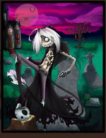.: Rise from your grave :. by KaygeMonster